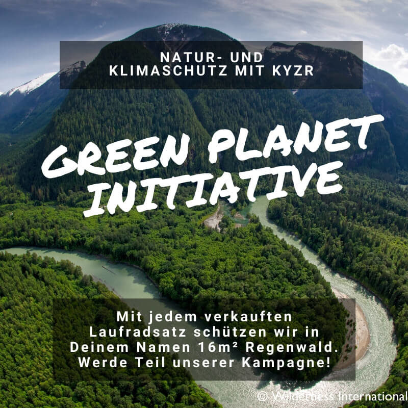 GREEN PLANET INITIATIVE