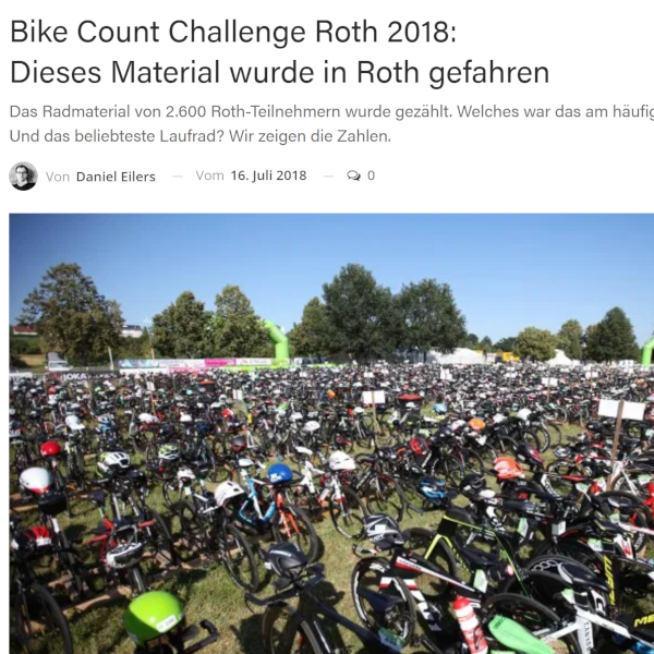 Wheel Count Challenge Roth 2018