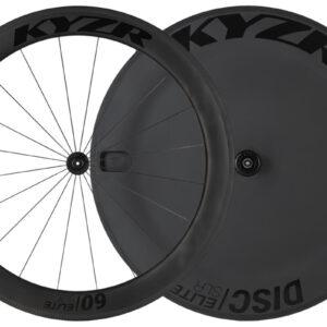 Carbon Laufradsatz KYZR ELITE SLX 60 ELITE SLR Disc