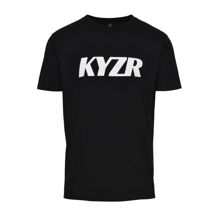 KYZR T-Shirt_schwarz