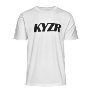 KYZR T-Shirt_weiss