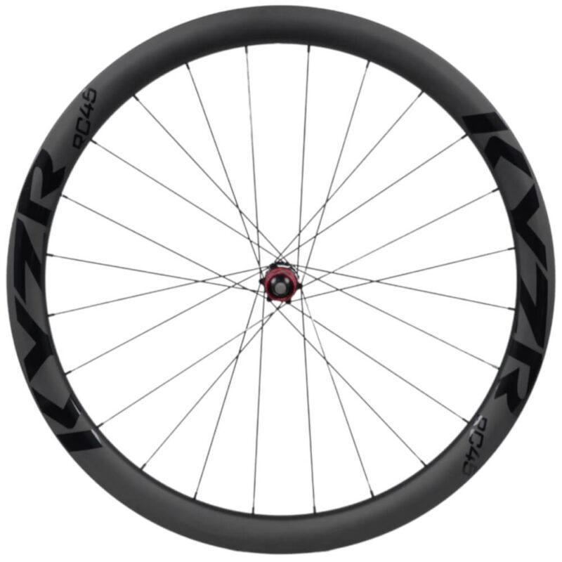 RC45 Disc Hinterrad - Carbon Laufrad