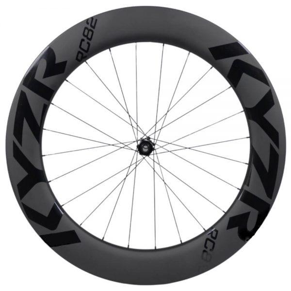RC82 Disc Vorderrad - Carbon Laufrad